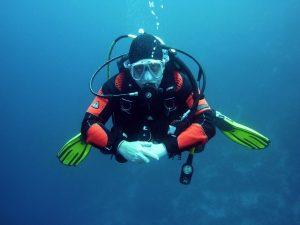 matériel de plongée1
